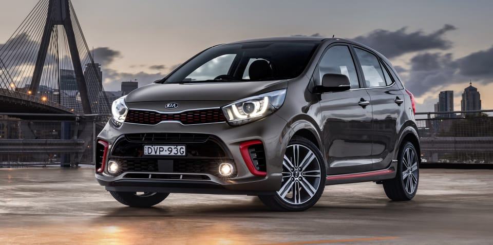 Kia Picanto GT coming early in 2019