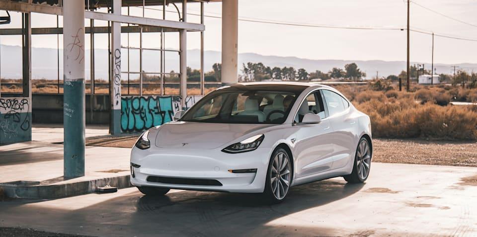 Tesla Model 3 Standard Range dropped from online configurator