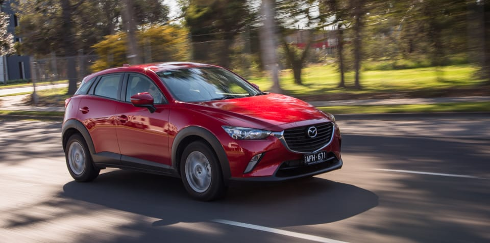 2015 Mazda CX-3 Maxx :: Week with Review