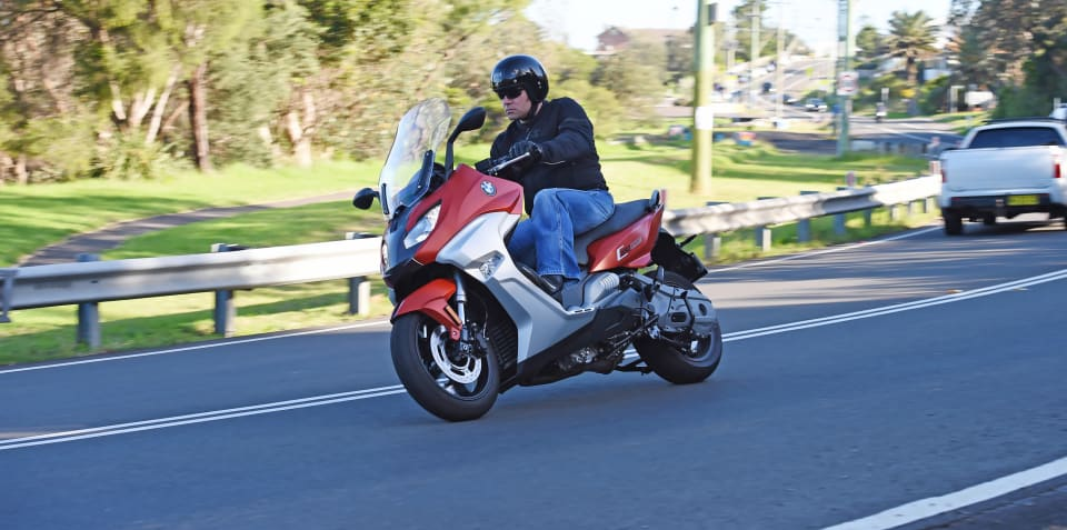2016 BMW C650 Sport and C650 GT Scooter Review   CarAdvice
