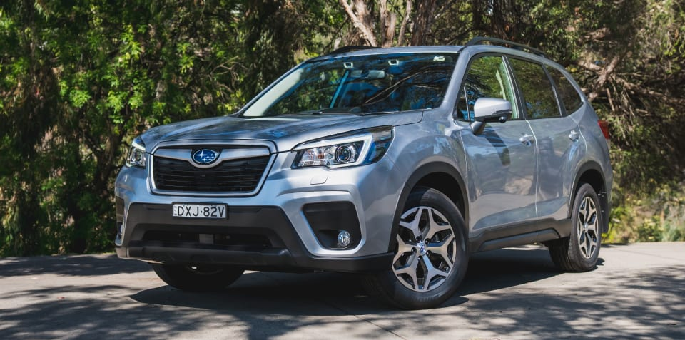 2019 Subaru Forester 2.5i-L review