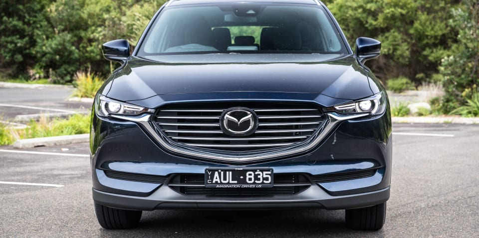 2019 Mazda CX-8 gets Apple CarPlay, price hike