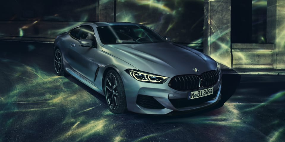BMW M850i First Edition: Australian pricing confirmed
