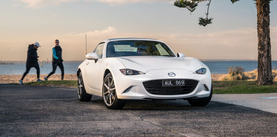 2019 Mazda MX-5 pricing and specs