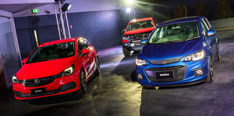 Holden facing its greatest challenge: transformation