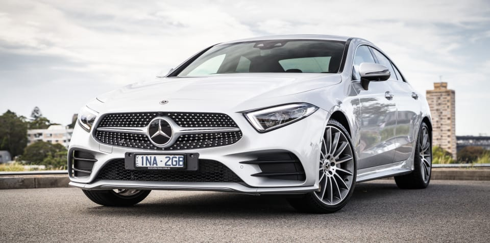 2018-19 Mercedes-Benz CLS recalled