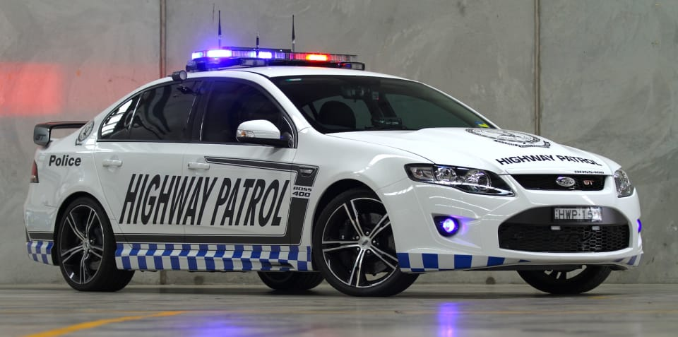 FPV GT RSPEC: Ford's fastest Falcon joins the force