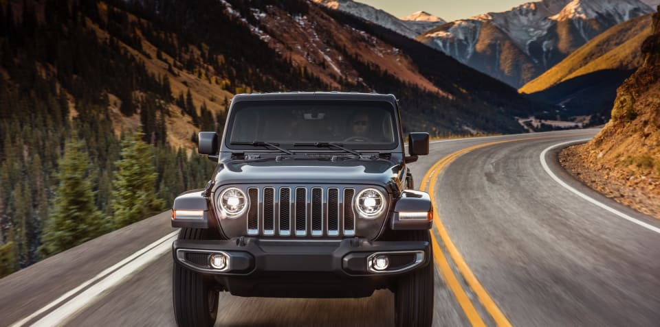 2019 Jeep Wrangler pricing and specs - UPDATE