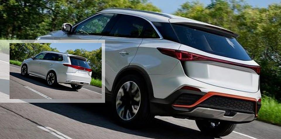 China's WM Motor pulls back from 'alleged' EV concept designs: Mitsubishi origins revealed