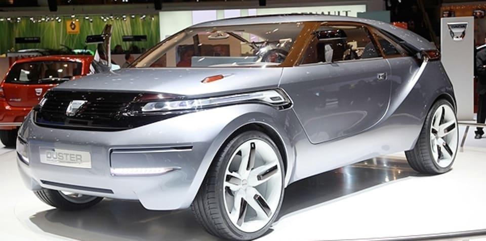 2009 Geneva Motorshow Index