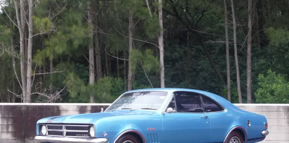 Underbelly Monaro up for sale
