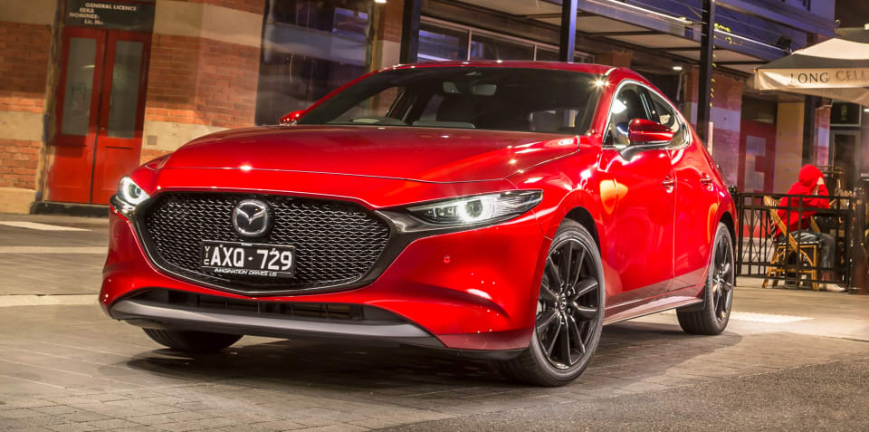 Finance and falling house prices affecting new car sales - Mazda