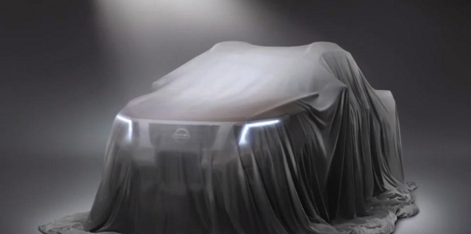 Next Nissan Navara teased online, will be revealed June 11