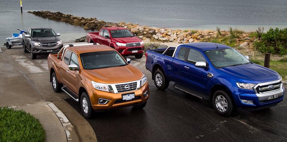 ford ranger vs mazda truck
