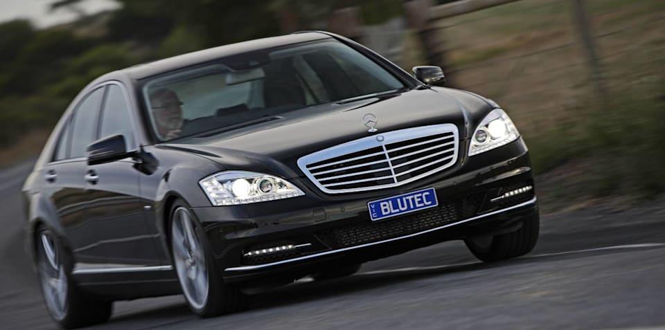 2012 Mercedes-Benz S-Class Review