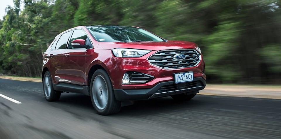 Ford Australia on Endura: Why we didn't name it 'Territory'