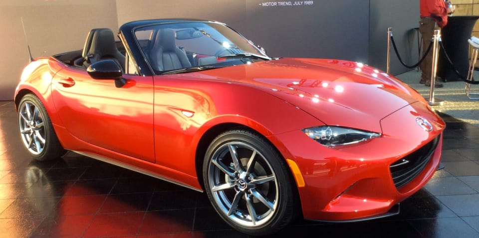 2015 Mazda MX-5 styling: Hit or Miss?