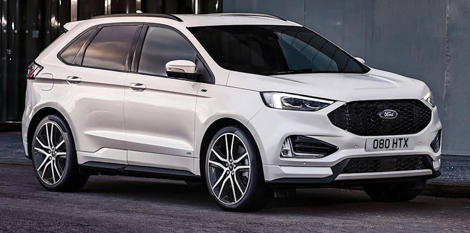Ford Endura ST-Line confirmed for Australia