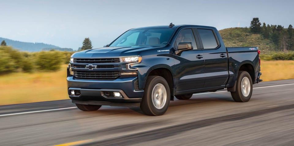 General Motors not keen on electric or autonomous pickups