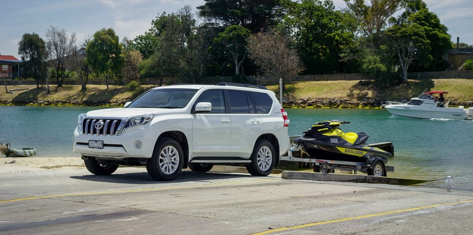 2016 Toyota LandCruiser Prado VX Review: Long-term report two