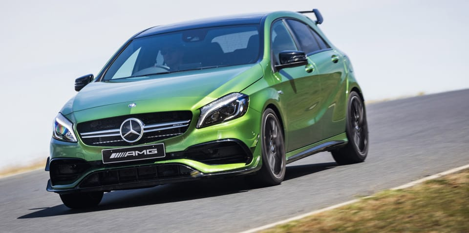 """Ludicrous car tax"" needs to go: Mercedes-Benz Australia"