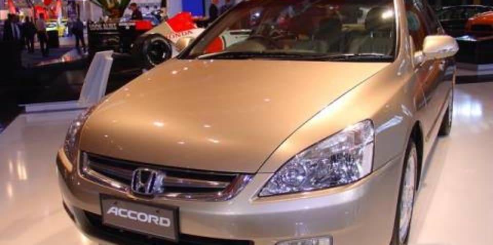 Honda Australia 2006 Sale Figures