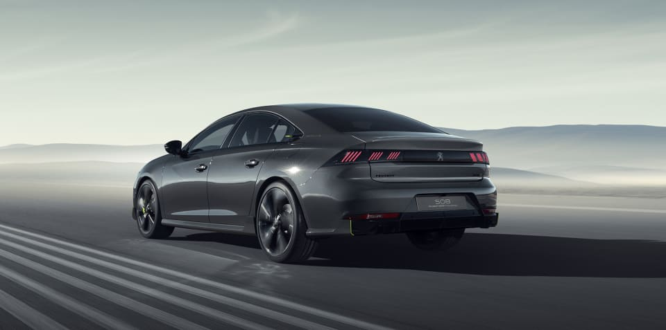Peugeot 508 Sport Engineered: 'We ARE going to make it'
