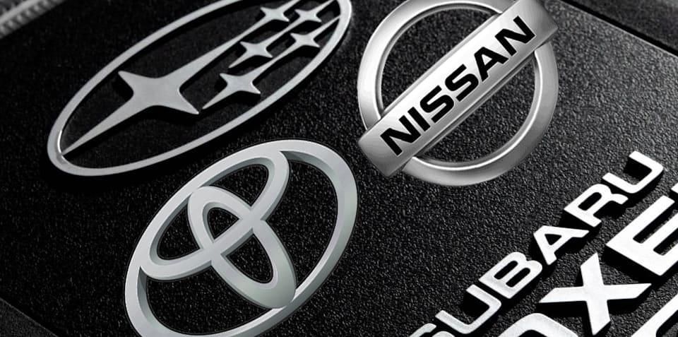 Subaru Forester vs Toyota RAV4 vs Nissan X-Trail