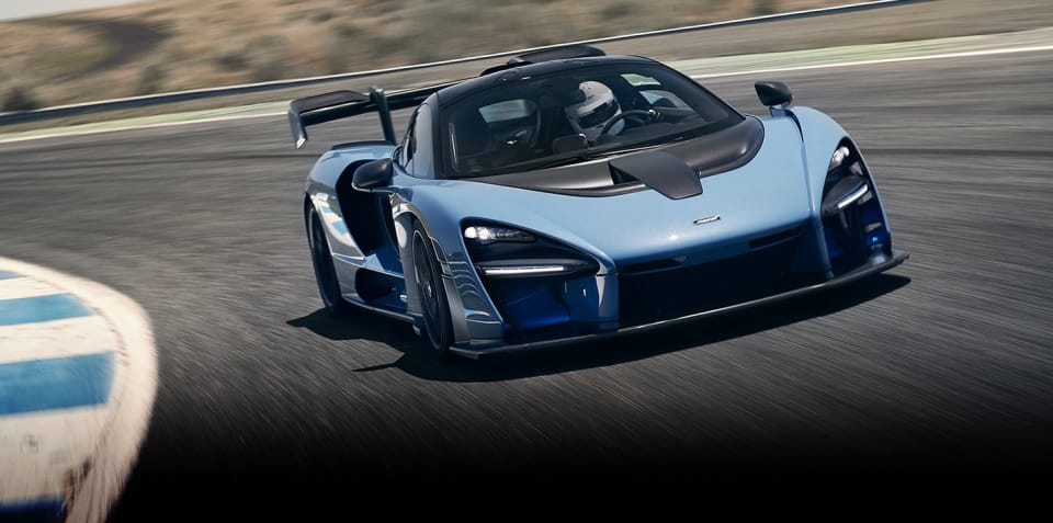 2018 McLaren Senna review: Autodromo do Estoril track test