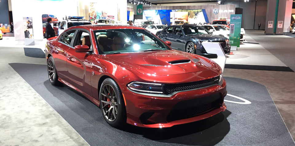 Dodge Charger and Challenger right-hand drive business case being investigated