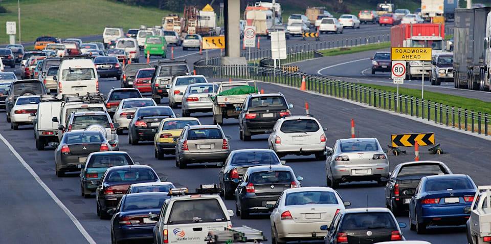 Australia average vehicle age is 10.1 years