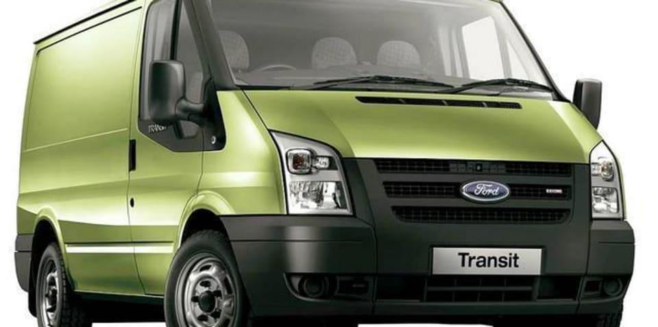 Ford VM Transit Front Shock Absorber Lower Securing Bolt Recall