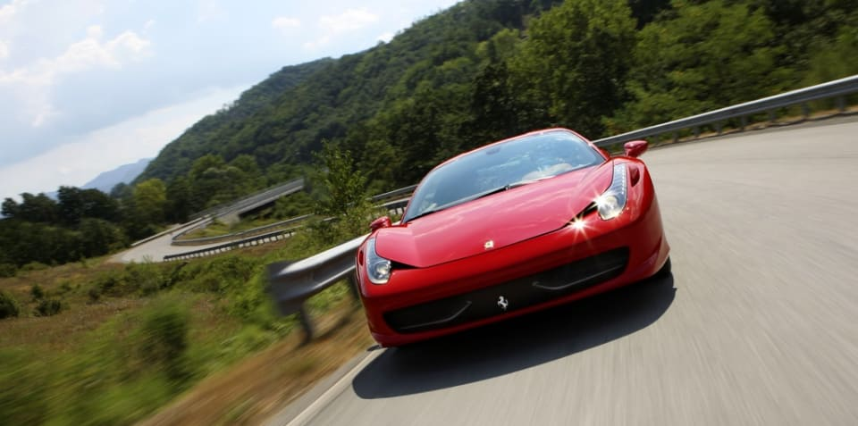 Ferrari 458 Italia, more details revealed