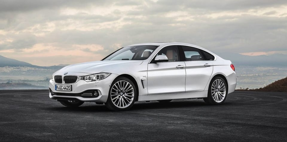 BMW 4 Series Gran Coupe : Pricing and specifications