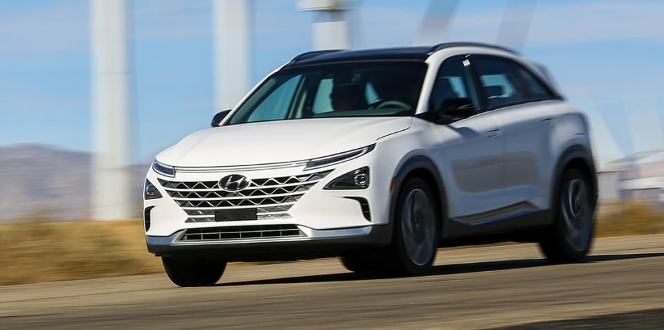 Hydrogen and electric will work hand-in-hand - Hyundai