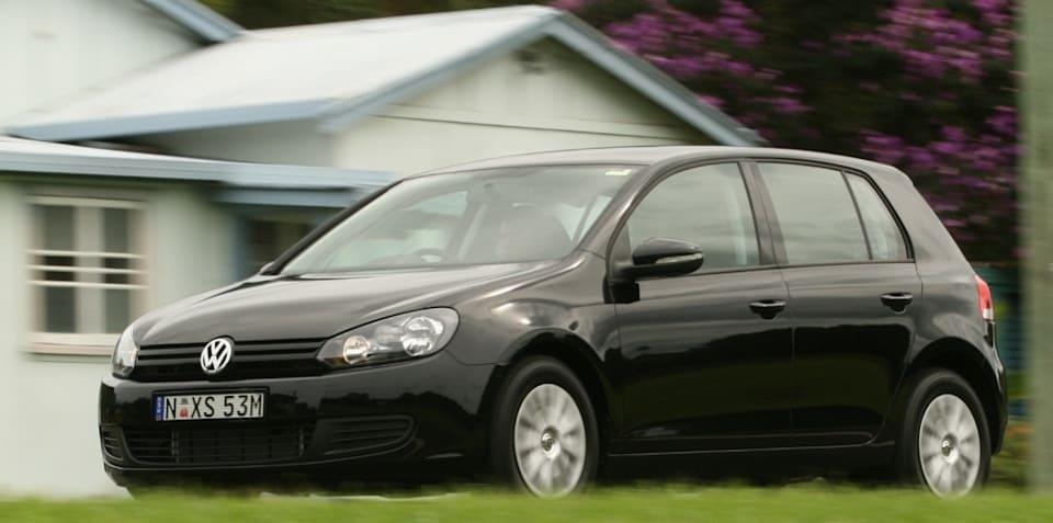 Volkswagen Golf VI gets P-plate okay in NSW