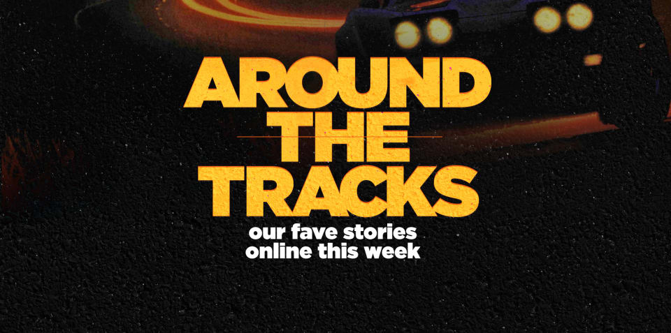 Around the tracks: A senator gets busted zooming and driving, a Ford Fiesta gets a pretty cool makeover