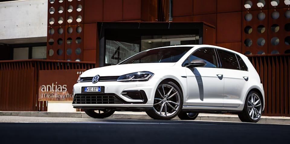 2018 Volkswagen Golf R Wolfsburg Edition hatch review