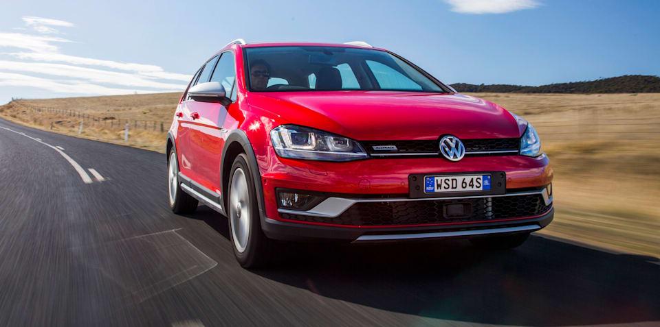 2016 Volkswagen Golf Alltrack Review