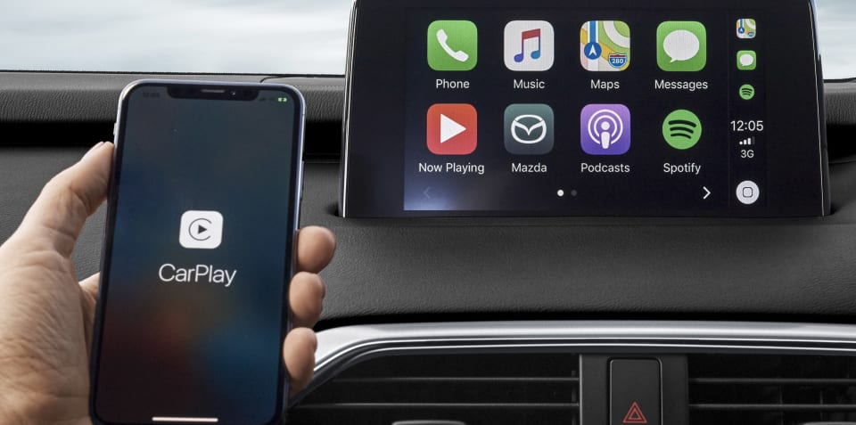 Toyota introduces Apple CarPlay and Android Auto in Australia, but there's a catch