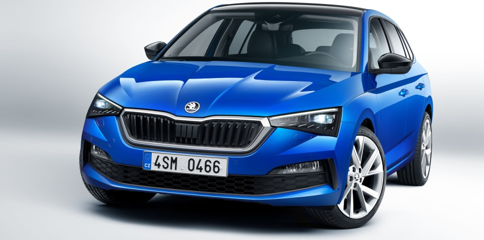 2019 Skoda Scala unveiled