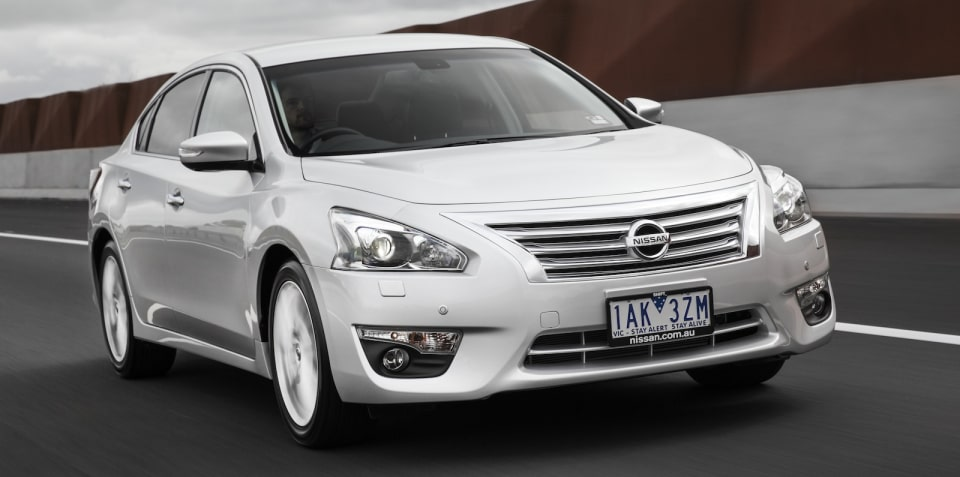 Nissan Australia still committed to passenger cars, new Pulsar sedan coming