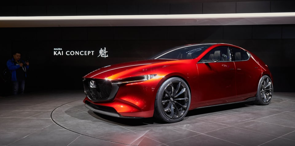 Top ten cars and concepts from the 2017 Tokyo Motor Show