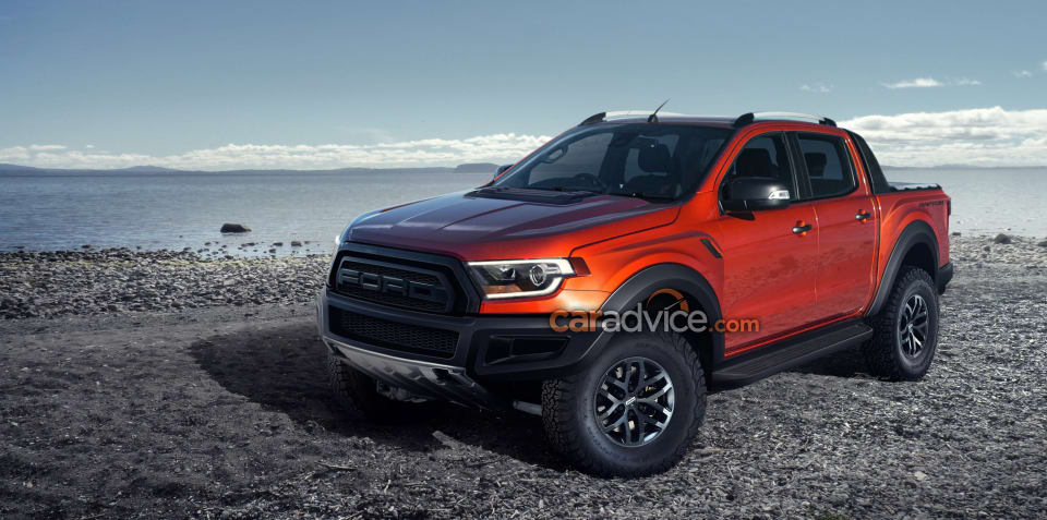 Ford Ranger Raptor to be revealed February 7: This is how it'll look