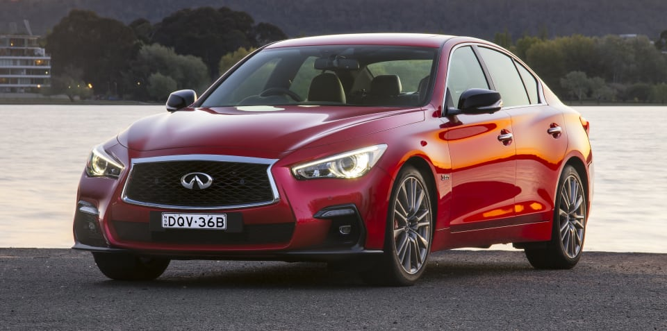 2019 Infiniti Q50, Q60 pricing and specs