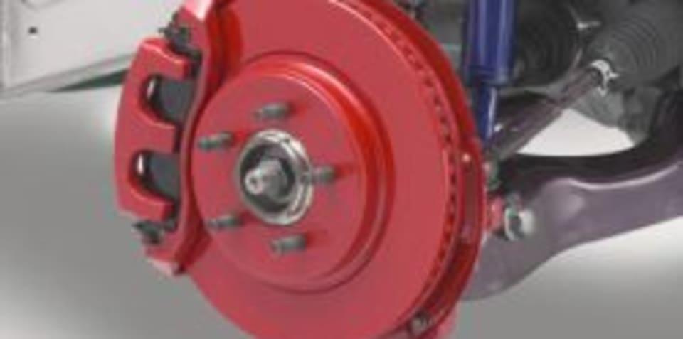 Electronic Brake Distribution (EBD)