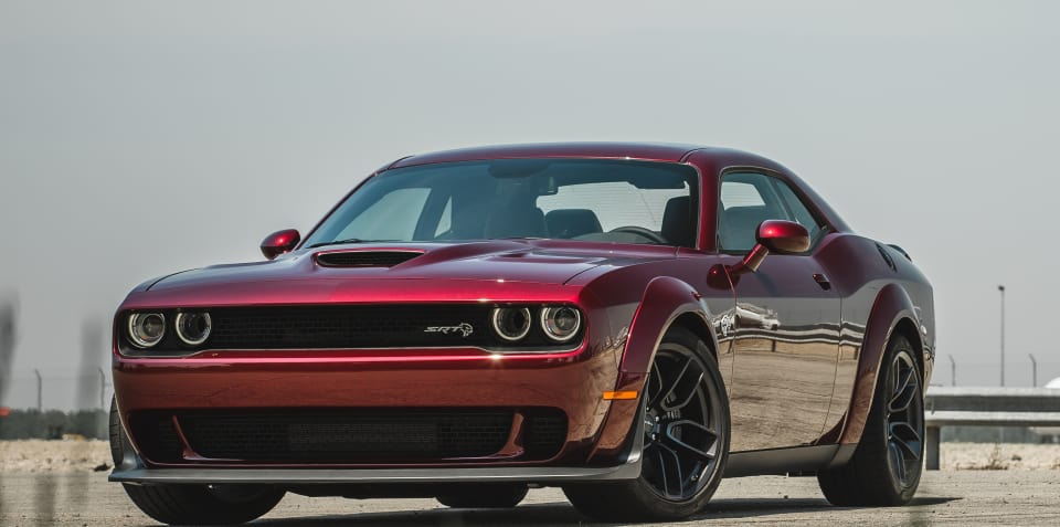 """Dodge Challenger, Charger: Electrified replacements coming """"in the next decade"""""""