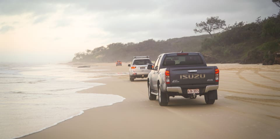 4x4 tips: Sand driving