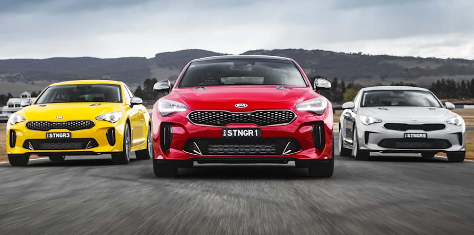 2018 Kia Stinger review