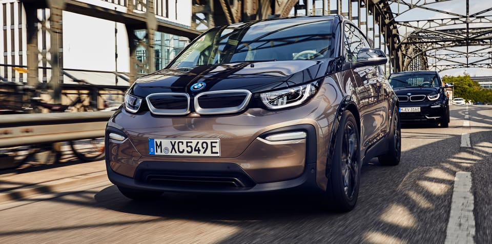 BMW i3 120Ah here in February from $68,700